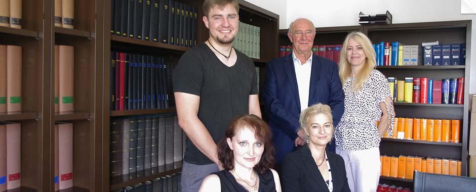 Steuerberater Schwarz Team